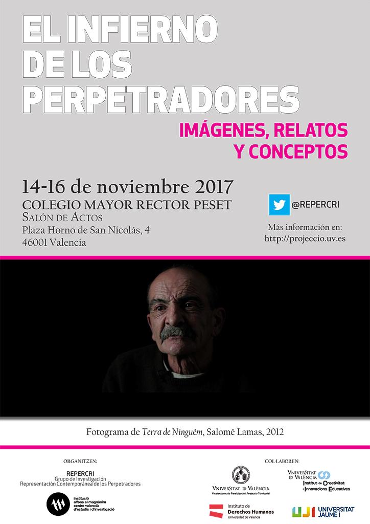 Cartel_Congreso_Infierno_Perpetradores_2017