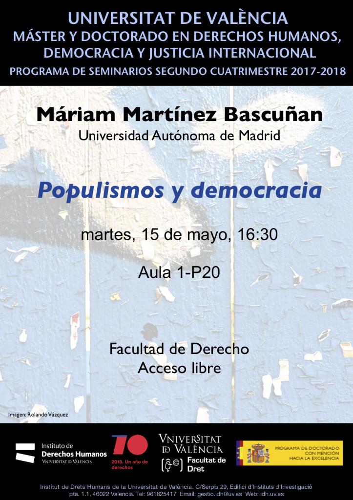 Máriam Martínez