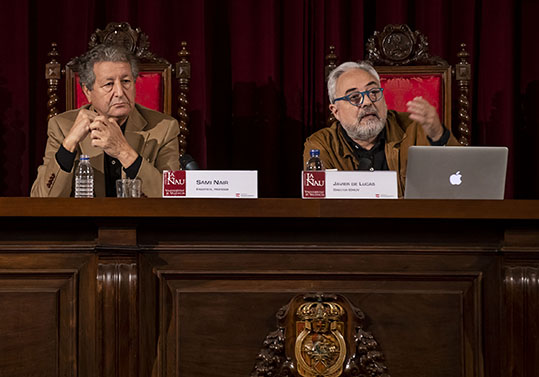 València 11/12/2018  Congreso Instituto Derechos Humanos Foto Miguel Lorenzo