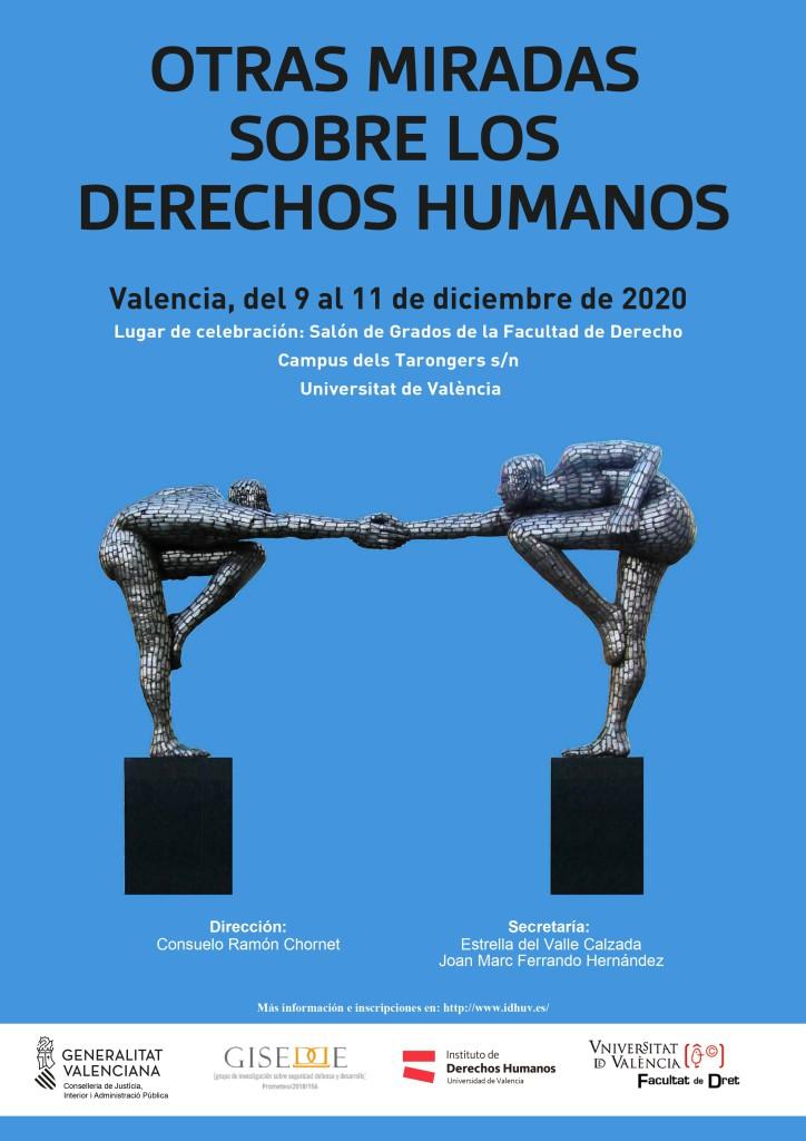 Cartel _Otras miradas sobre los derechos humanos_2020